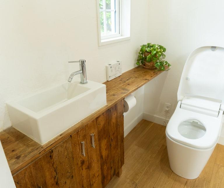 トイレの施工内容