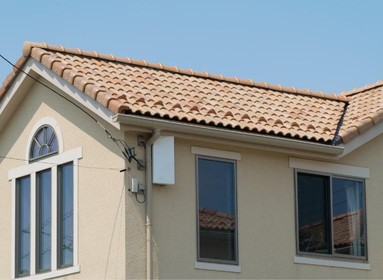 外壁や屋根の施工費用
